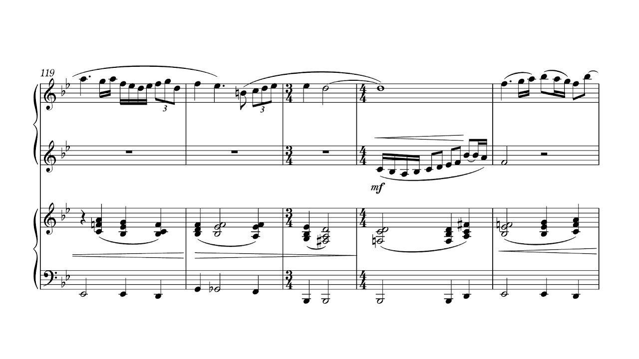 【2臺ピアノ】三日月の舞【アレンジ】 - YouTube