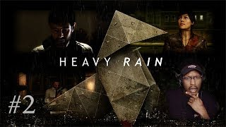 STARTING TO CONNECT...! | HEAVY RAIN #2