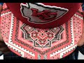 Chiefs 'KALEIDOVIZE SNAPBACK' Red Hat by New Era