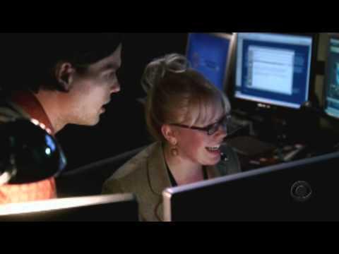 Spencer Reid y Garcia: Mentes Criminales 1x07