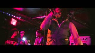 """LowTone Society ft. Matt Rosewood """"Stakes is High"""" Live @ The Middle East Downstairs"""