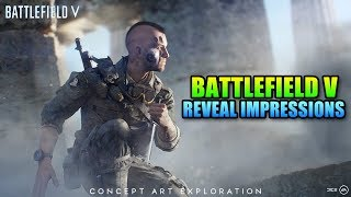 Battlefield V Reveal Trailer & First Impressions