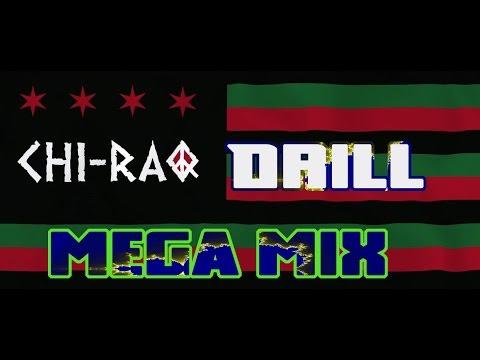 🔥2016🔥CHIRAQ DRILL MEGA MIX 1 HOUR🔥2016🔥