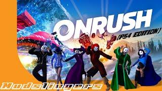Mudslingers Ep 54 (Onrush PS4)
