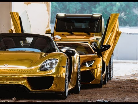 Dubai King | Mohammed bin Rashid Al Maktoum Car Collection