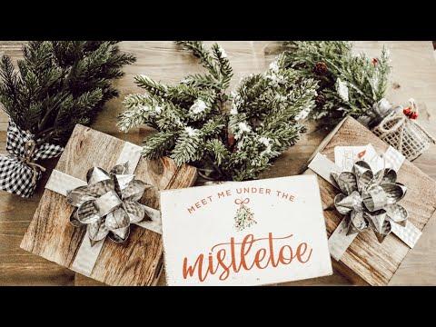 Christmas Decor Haul | Home Goods + TJ Maxx Finds