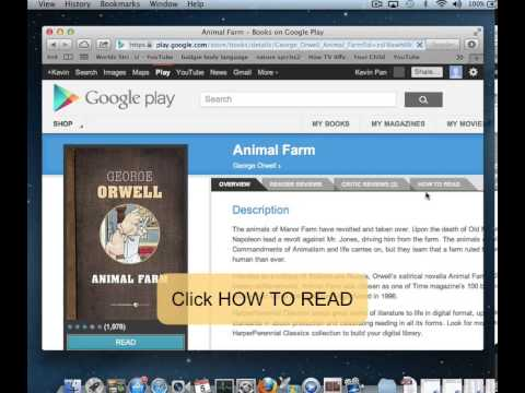 How To Ebook From Google Play For