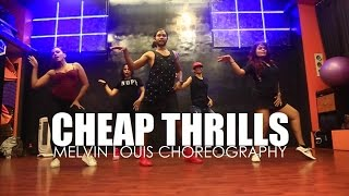 Cheap Thrills || SIA || Melvin Louis Choreography