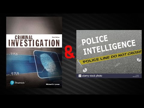 CDIN 1 - Fundamentals Of Criminal Investigation (Chapter 1)