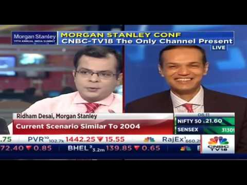 Expect Nifty To Triple In The Next 5 Years: Morgan Stanley