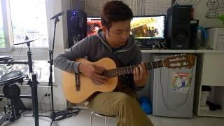 Hướng dẫn chơi acoustic Tận cùng - Re-Cycle