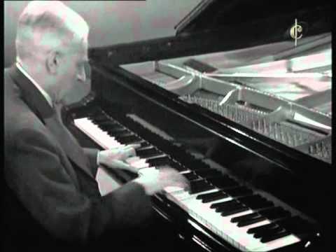Chopin Etude Op.25 No.11 by Vlado Perlemuter (1964)
