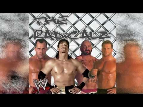 WWE: The Radicalz [Chris Benoit, Eddie...
