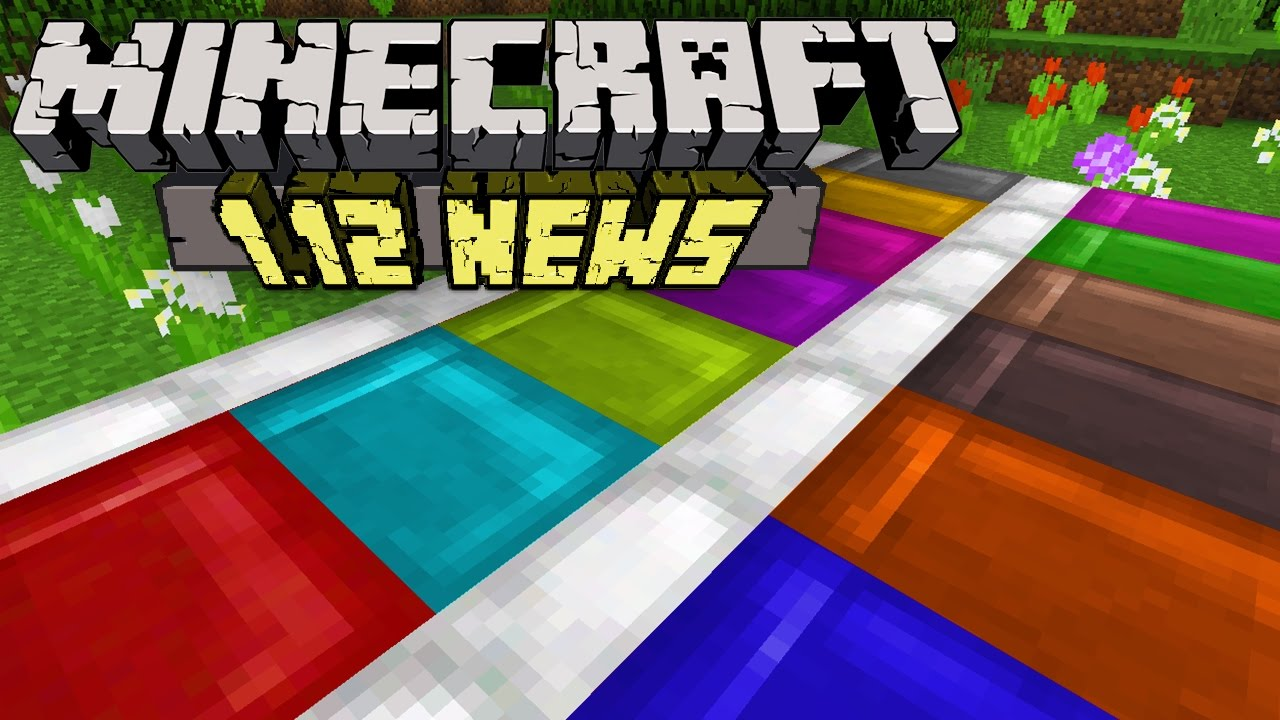 Minecraft News 112 World Of Color Dyeable Beds