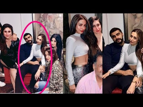 Arjun Kapoor and Malaika Arora Got Engaged |Parties close frnds |Kareena Kapoor