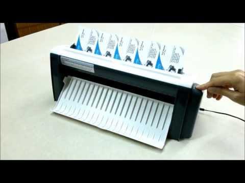 Modular Drive for the Swift Card Cutter