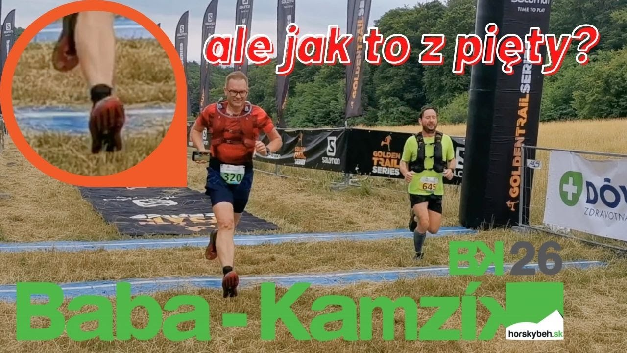 Dlaczego pobiegłem Baba-Kamzik 26 km (Słowacja) #GTNS #biegamwolnoaledokładnie