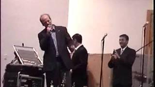 Next to worst church singer
