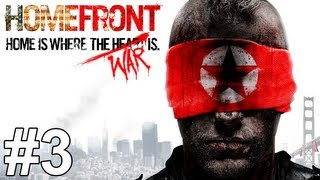 Homefront Gameplay Walkthrough Part 3 No Commentary