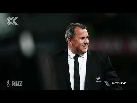 Who will replace Steve Hansen as All Blacks coach?
