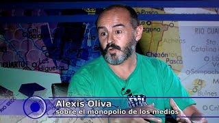 Entrevista a Alexis Oliva