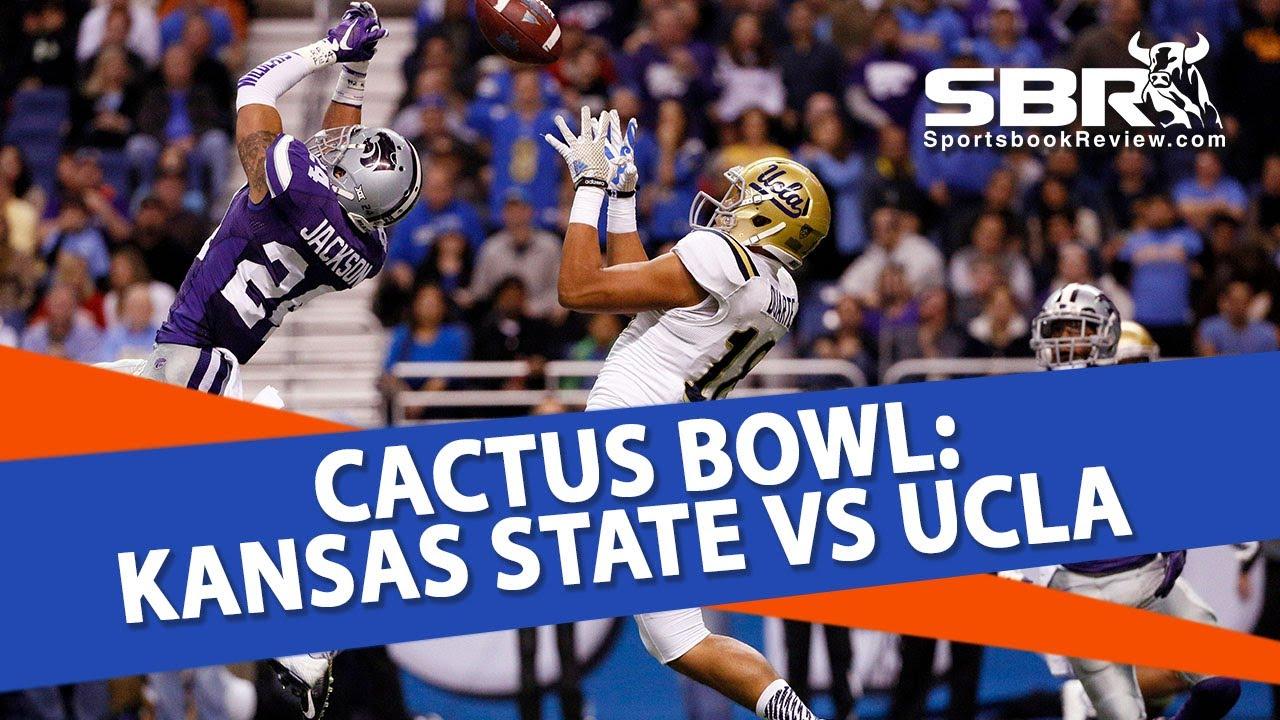 Kansas State beats Josh Rosen-less UCLA in Cactus Bowl