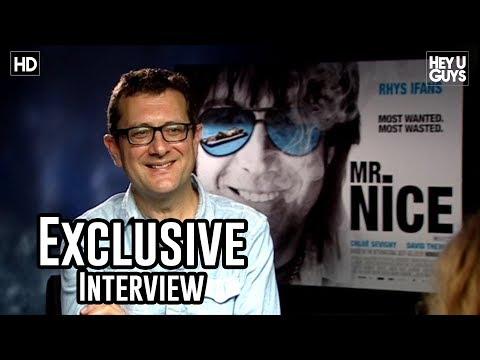 Director Bernard Rose - Mr. Nice Exclusive Interview