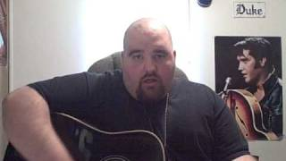 """Blue Suede Shoes"" - John Rainey - (Elvis Presley Cover)"