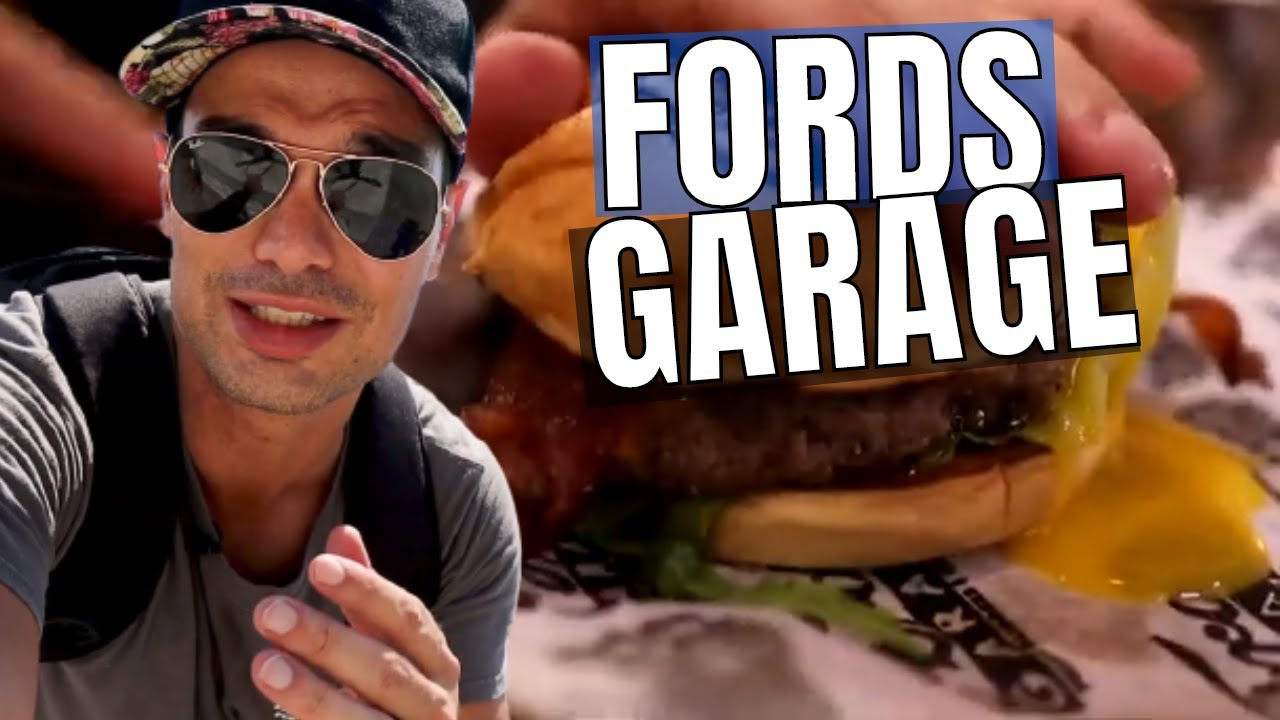 Ford's Garage Review - Burgers and More