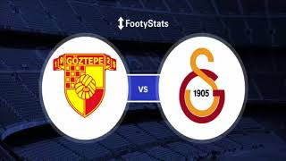 Turkish League Previews 34: Goztepe vs Galatasaray