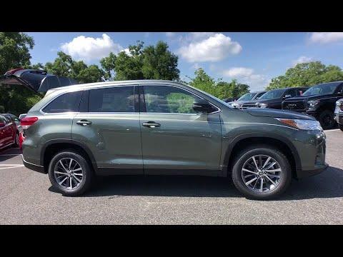 2019 Toyota Highlander Longwood, Orlando, Lake Mary, Sanford, Daytona Beach, FL HKS328996