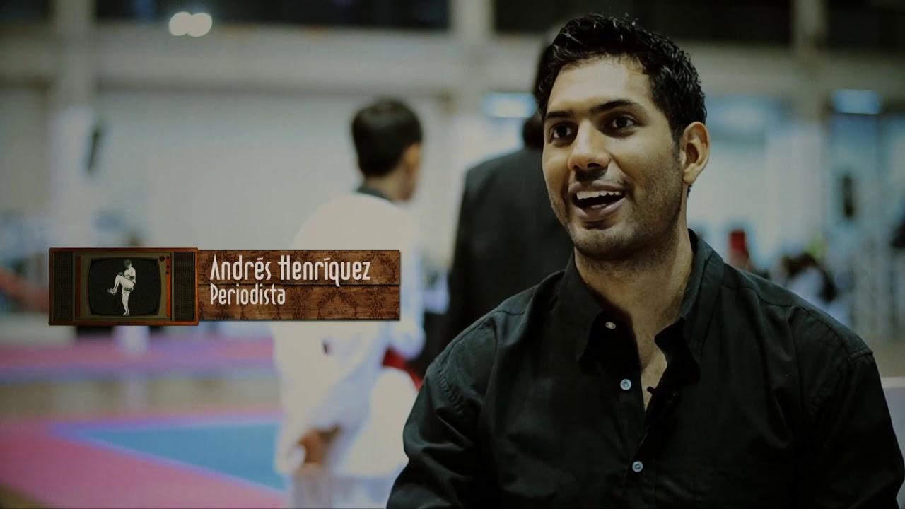 Arlindo Gouveia, el taekwondista tricolor perfecto   Fueron Noticia   E04