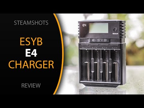 ESYB E4 Ladegerät mit 2A und Bluetooth