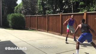 PART 2: Compilation of the BEST @BdotAdot5 Basketball Parody