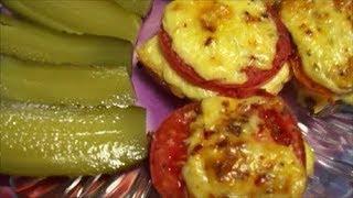 Быстрые и вкусные горячие бутерброды!