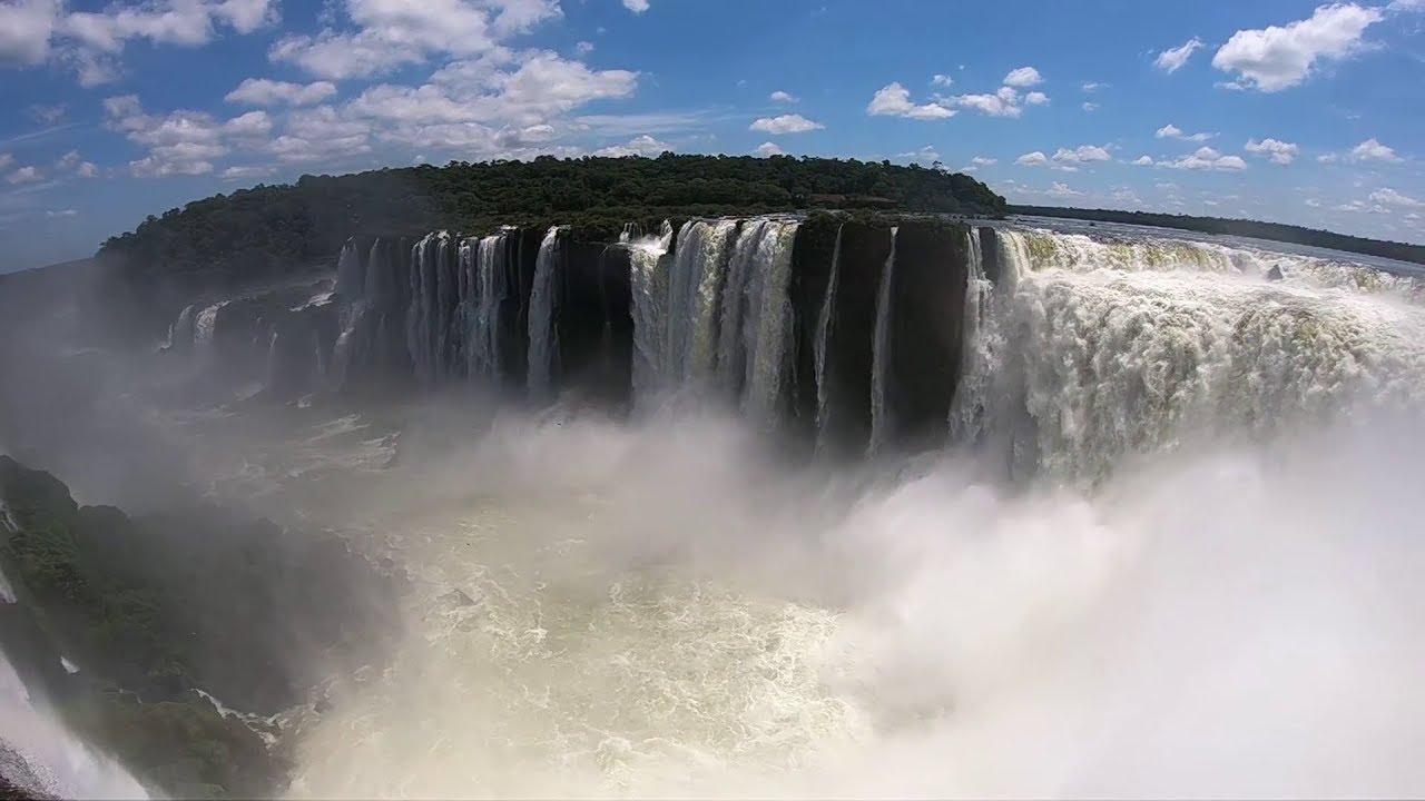 Iguazu Falls with children