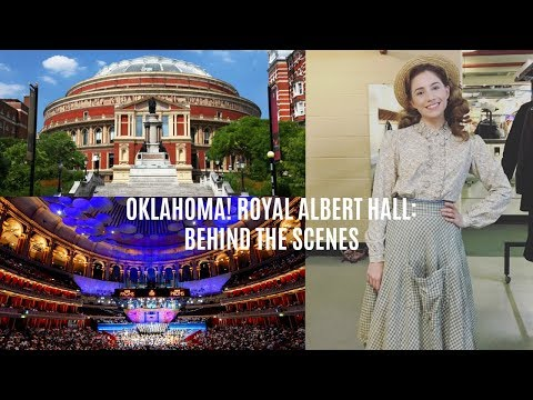 OKLAHOMA! Proms Royal Albert Hall | Day in the Life | First Ever Vlog!