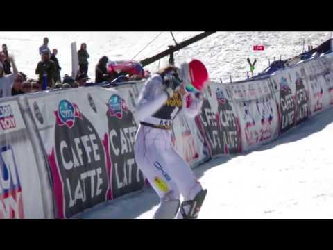 Vlhova denies Shiffrin slalom victory at Aspen 2017