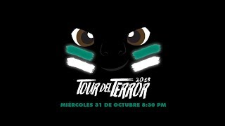 embeded svideo Tour de Terror 2018 | Territorio Santos Modelo