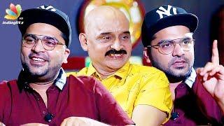 Simbu's DASH interview by Bosskey | AAA Tamil Movie | Beep Song, Ilayaraja