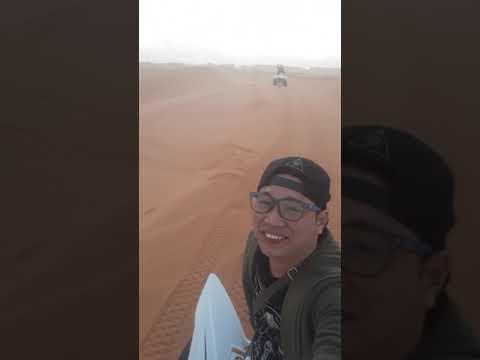 red sand in saudi(2)