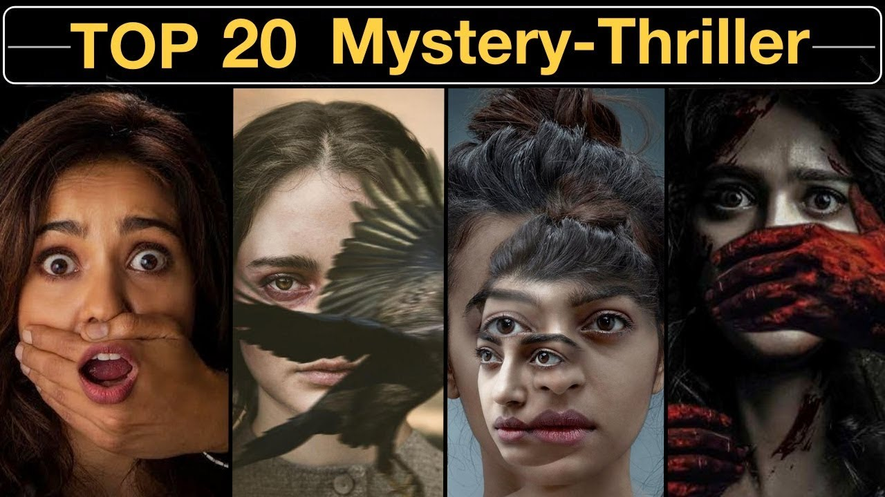 Top 20 Best Mystery Thriller Movies Of All Time | Deeksha Sharma