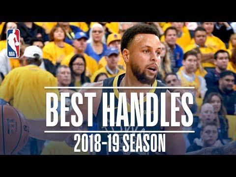 Steph Curry's Best Handles | 2018-19 NBA Season | #NBAHandlesWeek
