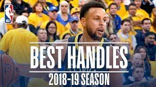 Steph Curry's Best Handles   2018-19 NBA Season   #NBAHandlesWeek