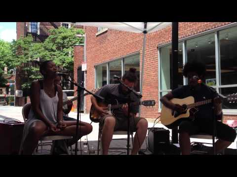 Down (Emily King Cover) - Jaime Woods, Nick Hakim, Danny Woods, & Kyle MIles