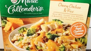 Marie Callender's Cheesy Chicken & Rice Review