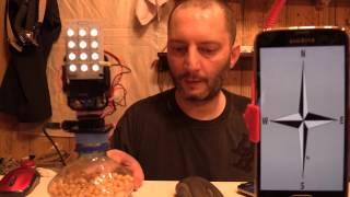 Arduino Поворотное устройство для камеры Android Bluetooth Servo Pan Tilt Лайфхак Своими руками