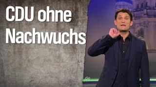 Christian Ehring: CDU ohne Nachwuchs