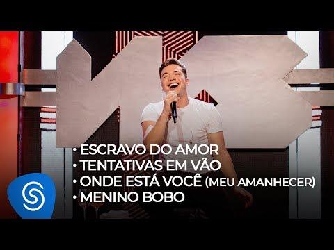 Baixar Wesley Safadão - Escravo do Amor / Tentativas Em Vão / Meu Amanhecer / Menino Bobo - TBT WS