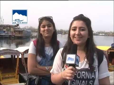 Harini from Mumbai tells you its perfectly safe to visit Jammu and Kashmir